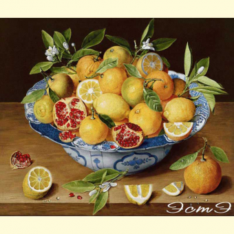 218 Lemons, Oranges and Pomegranates