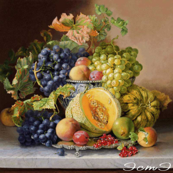 101 Still Life of Fruit